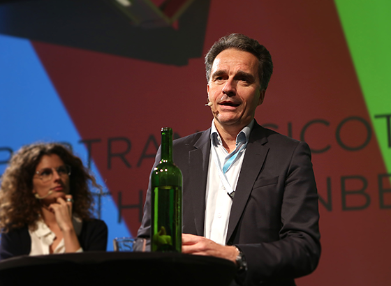 Bertrand Sicot, Dassault Systèmes's Senior Vice President